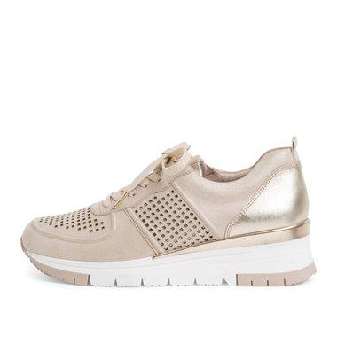 1-23745-26 Dámské boty 196 béžová velikost