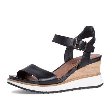 1-28015-26 Dámské boty 001 černá velikost