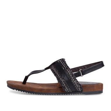 1-28105-26 Dámské boty 098 černá velikost