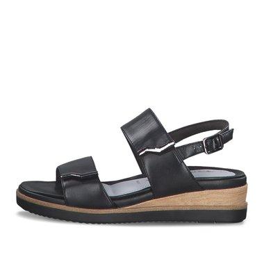 1-28247-26 Dámské boty 003 černá velikost