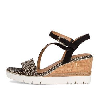 1-28398-26 Dámské boty 098 černá velikost