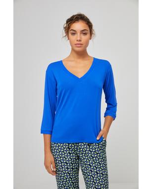 Surkana 511BLAM013  Dámské tričko 51 tmavě modrá