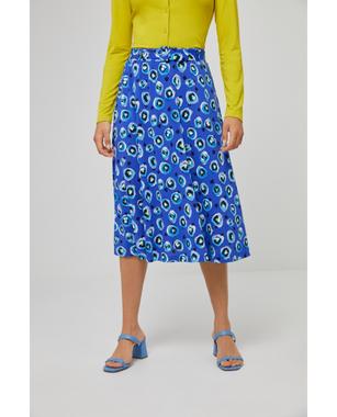 Surkana 511DOPO615  Dámská sukně 51 tmavě modrá