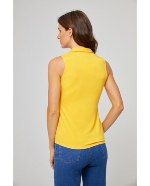 Surkana 511LISO112  Dámská košile 10 žlutá