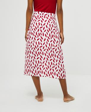 Surkana 520JUJA625 Dámská sukně 40 červená