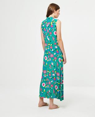 Surkana 520JULY725 Dámské šaty 61 zelená