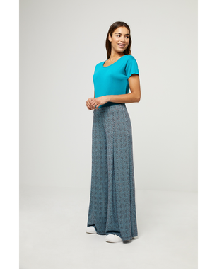 Surkana 521BERA517  Dámské kalhoty 53 modrá