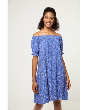 Surkana 521BERE721  Dámské šaty 51 tmavě modrá