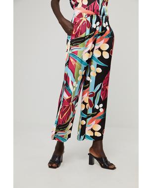 Surkana 521DABI526  Dámské kalhoty 95  mix barev barev