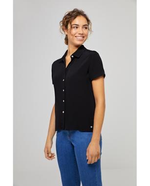 Surkana 521LIVI122  Dámská košile 00 černá
