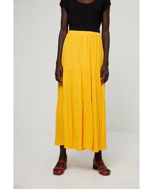Surkana 521LIVI627  Dámská sukně 10 žlutá