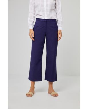 Surkana 521NAGO526  Dámské kalhoty 51 tmavě modrá