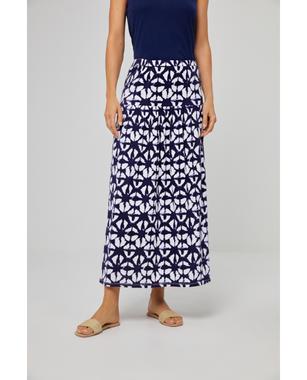 Surkana 521NAPI613  Dámská sukně 50 modrá