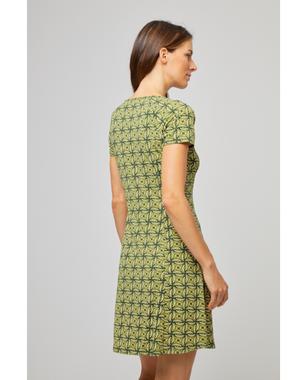 Surkana 521TILO714  Dámské šaty 61 zelená