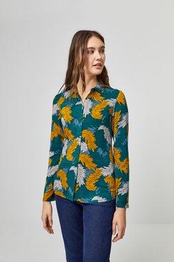 Surkana 550NODI116  Dámská košile zelená