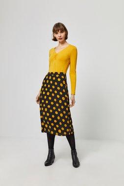 Surkana 550SUMI624  Dámská sukně černá