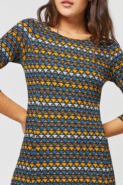 Surkana 550UTEM714  Dámské šaty zelená