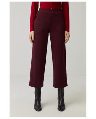 Surkana 551FILI512  Dámské kalhoty 40 červená