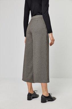 Surkana 560HOPE513  Dámské kalhoty hnědá