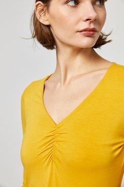 Surkana 560NAMI012  Dámské tričko žlutá