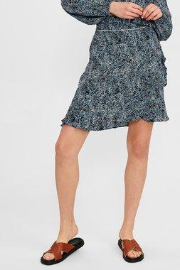 Nümph 700669 NUCLARKE Dámská sukněs 3038 Dark Sapphire tmavě modrá