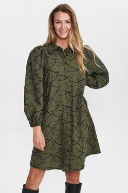Nümph 700875 NUCLELIA waistDámský kabát 4066 Grape leaf zelená