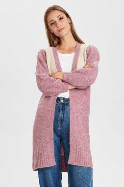 Nümph 700933 NUCALYPSO waistDámský kabát 2537 Chalk Pink růžová