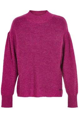 Nümph 7119212 IDALAH Dámský svetr fialový