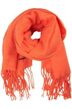 Nümph 7119410 JANUEL Dámská šála oranžová jedna velikost