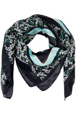 Nümph 7119415 JAZLYN SILK Dámský šátek modrý jedna velikost