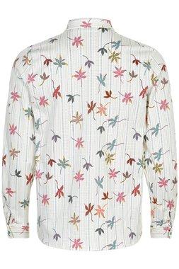 Nümph 7120004 NUJELLYPALM SHIRT Dámská košile béžová