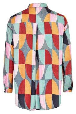Nümph 7120007 NUABBIGAIL SHIRT Dámská košile vícebarevná