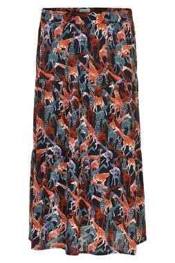 Nümph 7120105 NUABIA SKIRT Dámská sukně tmavě modrá
