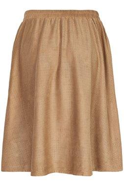 Nümph 7120108 NUJUANNESLEY SKIRT Dámská sukně béžová