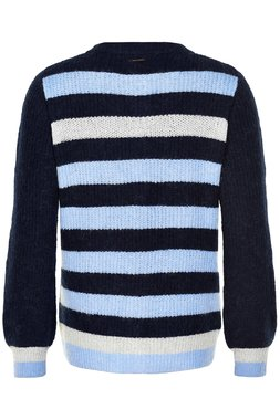 Nümph 7120211 NUADALINE CARDIGAN Dámský svetr tmavě modrý