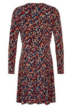 Nümph 7120806 NUABBETINA DRESS Dámské šaty tmavě modré