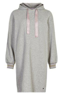 NÜmph 7120817 NUADDISYN DRESS Dámské šaty šedé