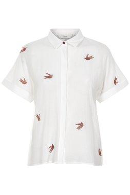 Nümph 7219005 JOCELYNN Dámská košile bílá