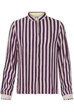 NÜmph 7219038 LEKELIEN Dámská košile fialová