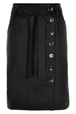 Nümph 7219105 KARLA Dámská sukně černá