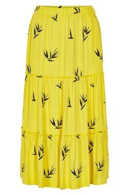 Nümph 7219109 KAIYA Dámská sukně žlutá