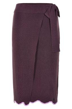 Nümph 7219111 NEW ENNIS Dámská sukně fialová