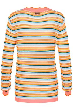 Nümph 7219213 KASSIDY Dámský svetr oranžový