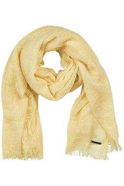 Nümph 7219414 KAZUKA Dámský šátek žlutý jedna velikost