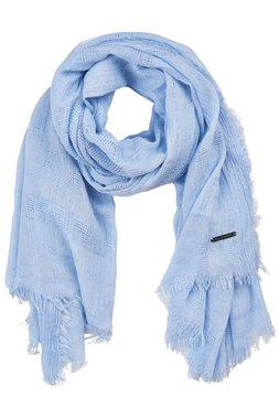 Nümph 7219414 KAZUKA Dámský šátek modrý jedna velikost
