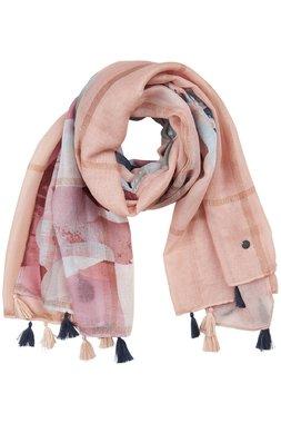 NÜmph 7219418 KEIKO Dámský šátek růžový jedna velikost