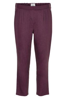 NÜmph 7219611 KARLEE Dámské kalhoty fialové
