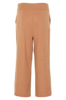 Nümph 7219618 NEW ADDAH Dámské kalhoty hnědé