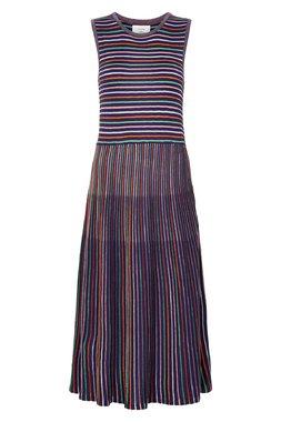 Nümph 7219805 JOAQUINA Dámské šaty dlouhé modré