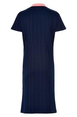 Nümph 7219815 JOSEPHA Dámské šaty tmavě modré